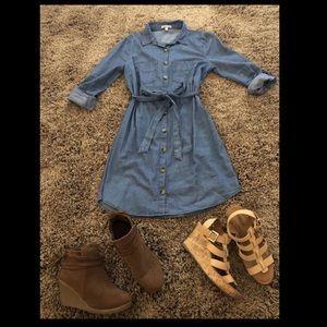 Women's dress & heels